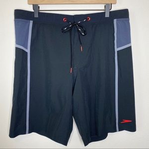 Speedo Stretchband Boardshort Active Shorts Sz 36